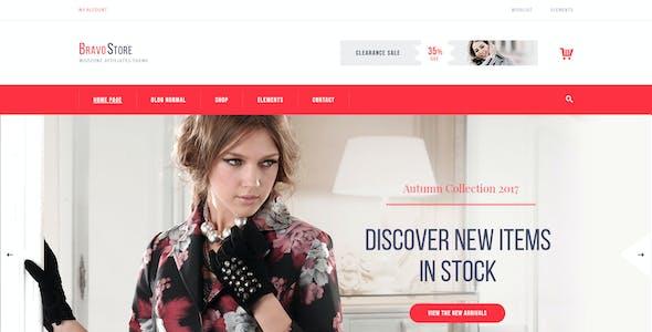Bravo Store - WZone Affiliates Theme for WordPress