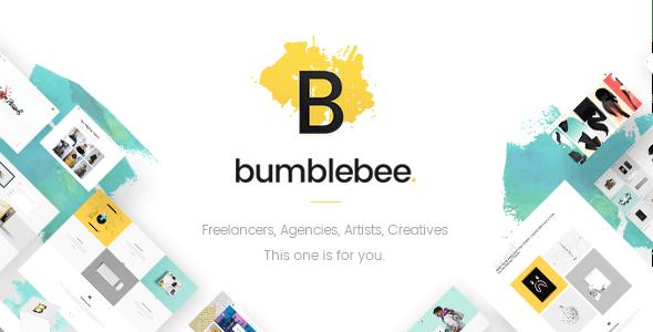 Bumblebee - Web Design Agency Theme