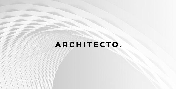 Architecto Architecture Studio PSD Template - Creative Photoshop
