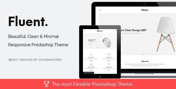 Fluent - Premium Prestashop 1.7 & 1.6 Theme - PrestaShop eCommerce