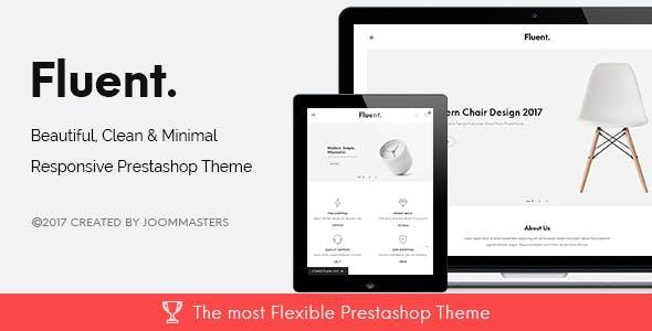 Fluent - Premium Prestashop 1.7 & 1.6 Theme