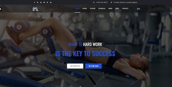 Gym | gym Yoga, Fitness, gym Personal Trainer & gym Shop Multipurpose HTML5 Template.