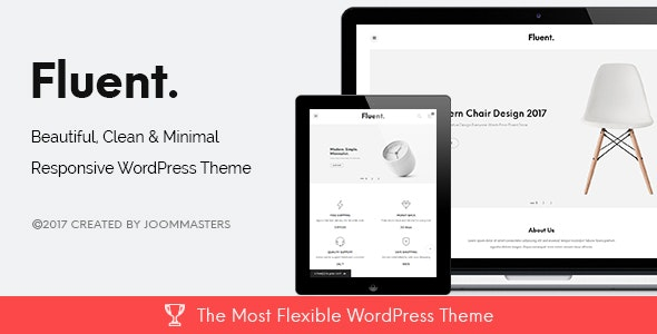 JMS Fluent - Creative Multi-Purpose WooCommerce Theme - WooCommerce eCommerce