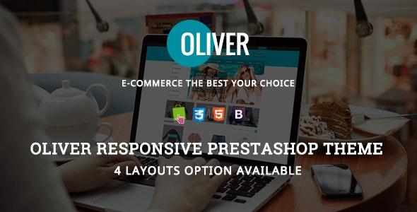 Oliver - Fashion T-shirts & Handbags Responsive PrestaShop Theme - Shopping PrestaShop