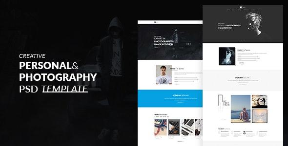 Artist Portfolio - Portfolio Creative