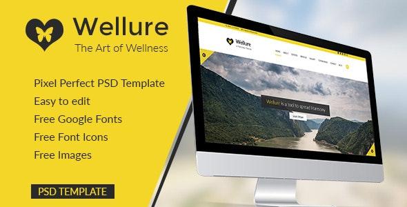 Wellure - The Art of Wellness - Health & Beauty Retail
