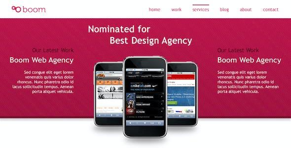 Boom - Professional HTML Theme