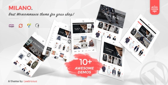 Milano - Awesome Fashion Responsive WooCommerce Theme - WooCommerce eCommerce
