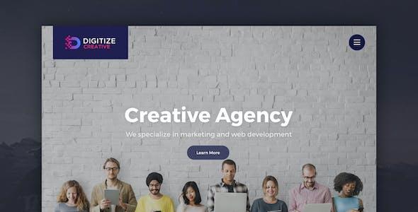 Digitize - Creative Multi-Concept Theme