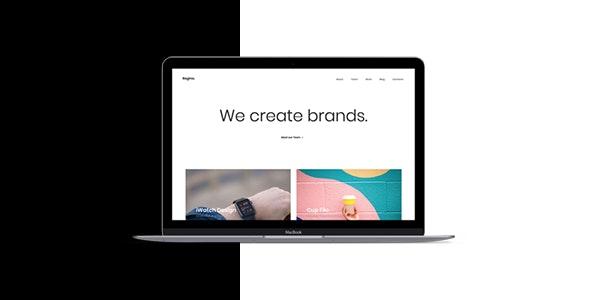 Regina - Creative Agency HTML Template - Portfolio Creative