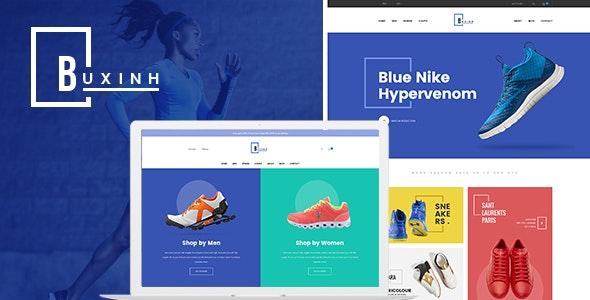 Ap Buxinh Shopify Theme - Fashion Shopify