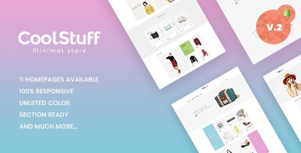 Ap coolstuff Shopify Theme