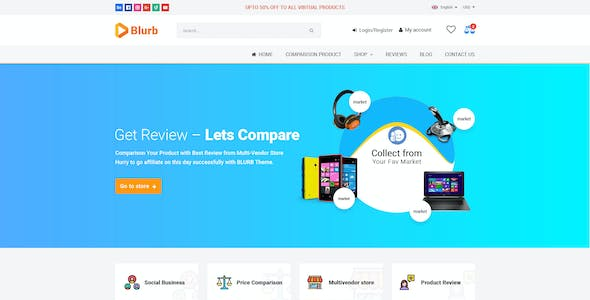 Amazon Affiliate PSD Files and Photoshop Template