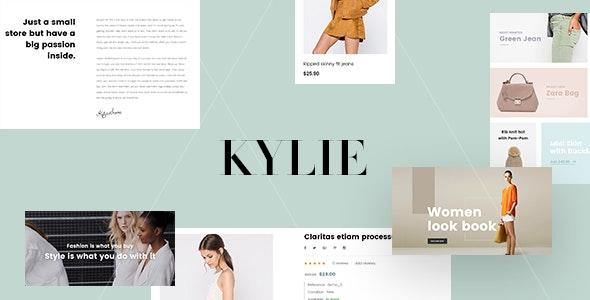 Leo Kylie Premium Fashion Store PrestaShop 1.7.x Theme - Fashion PrestaShop