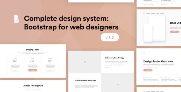 Base UI Sketch Framework: Must-Have Wireframe Toolkit with 180+ Screens - Corporate Sketch
