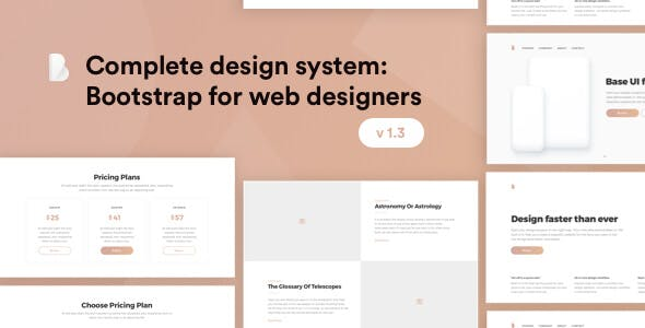 Base UI Sketch Framework: Must-Have Wireframe Toolkit with 180+ Screens