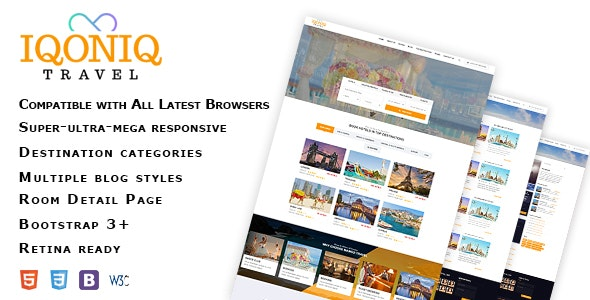 Iqoniq Travel - Travel Retail