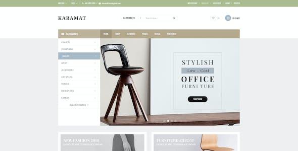 KaraMat - Supermarket WooCommerce WordPress Theme