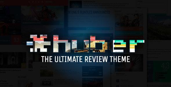 Huber: Multi-Purpose Review Theme by GhostPool | ThemeForest