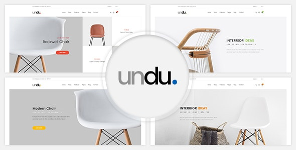 Pts Undu - PrestaShop 1.7 Furniture Theme with Page Builder - Entertainment PrestaShop