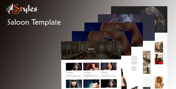 Styles - HTML Salon Template