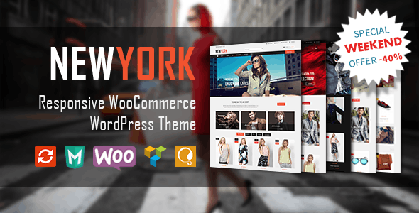 VG NewYork - Responsive WooCommerce WordPress Theme