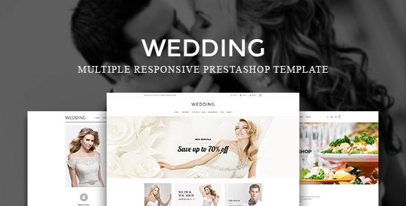 Leo Wedding Prestashop Theme - PrestaShop eCommerce
