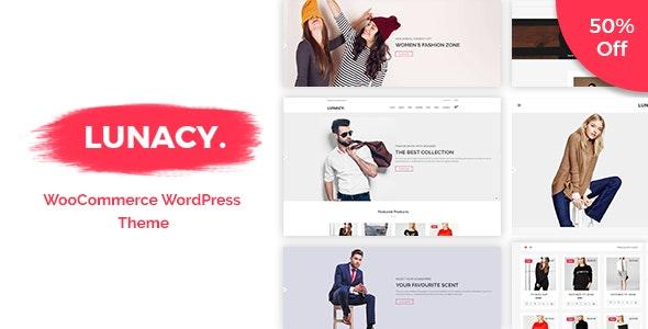 Lunacy - WooCommerce WordPress Theme by HasTech | ThemeForest