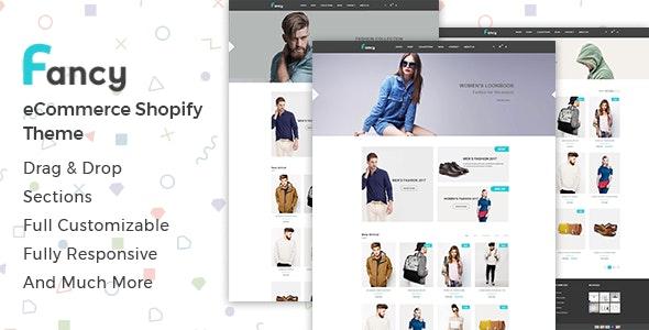 Fancy - Fashion Shopify Theme - Fashion Shopify