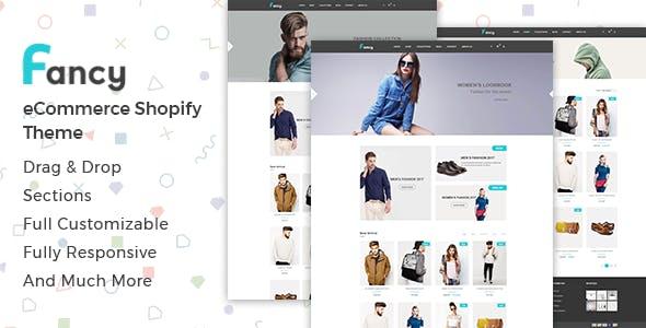 Fancy - Fashion Shopify Theme