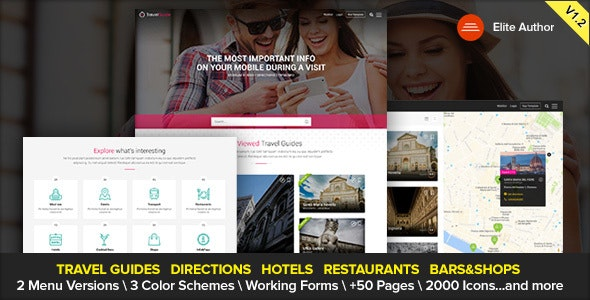 Travelguide - Places and Directions - Travel Retail