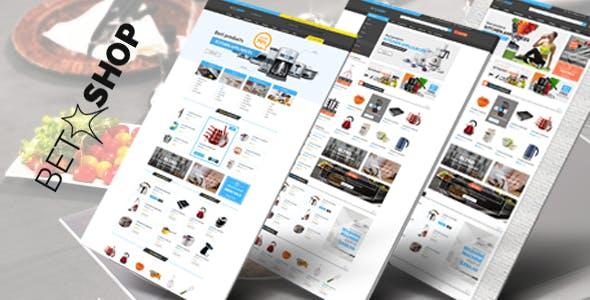 VG BetaShop - Kitchen Appliances WooCommerce Theme