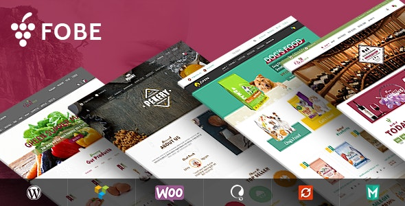 VG Fobe - Multipurpose Responsive WooCommerce Theme - WooCommerce eCommerce
