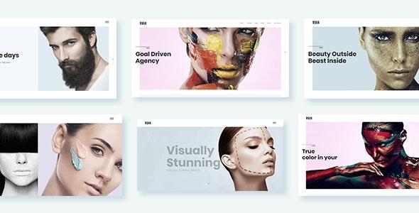 Adios - Portfolio Elementor WordPress Theme - Portfolio Creative