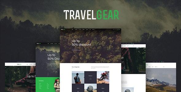 Leo Travel Gear Amazing Tourism Equipment Prestashop Theme - Fashion PrestaShop