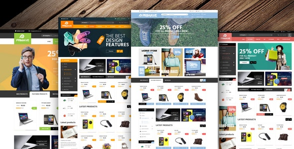VG Primave - Multipurpose WooCommerce WordPress Theme - WooCommerce eCommerce