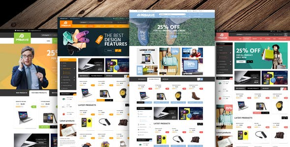VG Primave - Multipurpose WooCommerce WordPress Theme