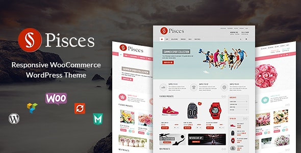 VG Pisces - Responsive WooCommerce WordPress Theme - WooCommerce eCommerce