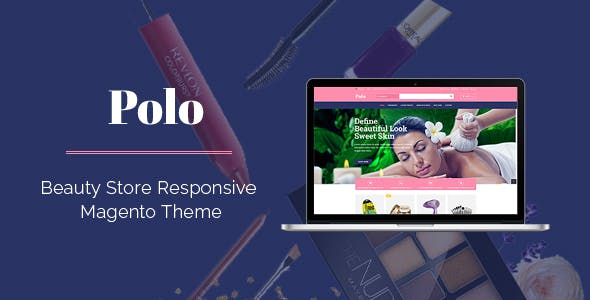 Polo - Beauty Store Responsive Magento Theme
