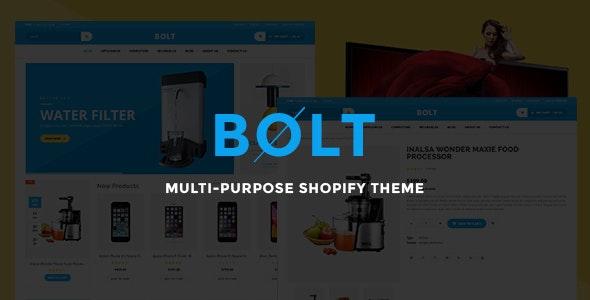 Bolt - Electronics Store Shopify Theme & Template - Shopping Shopify