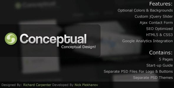 Conceptual - Business Corporate