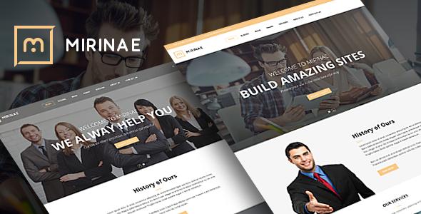VG Mirinae - WordPress Insurance Agency Theme - Business Corporate