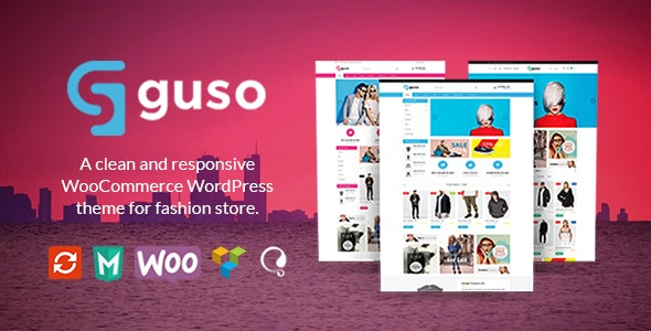 VG Guso - Fashion WooCommerce WordPress Theme - WooCommerce eCommerce