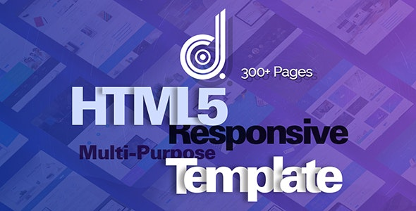 DNG - Responsive HTML5 Template - Site Templates