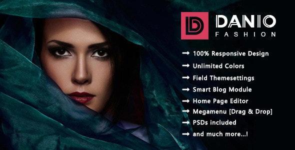 Danio - Minimalist Fashion Responsive PrestaShop 1.7 Theme - Fashion PrestaShop