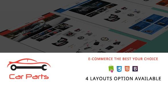 Carparts - Auto Mechanic Responsive PrestaShop Theme - Shopping PrestaShop