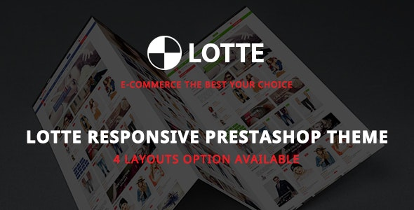 Lotte - Fashion Vest & Dress Responsive PrestaShop Theme - Fashion PrestaShop
