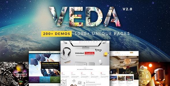 VEDA | MultiPurpose - Miscellaneous WordPress