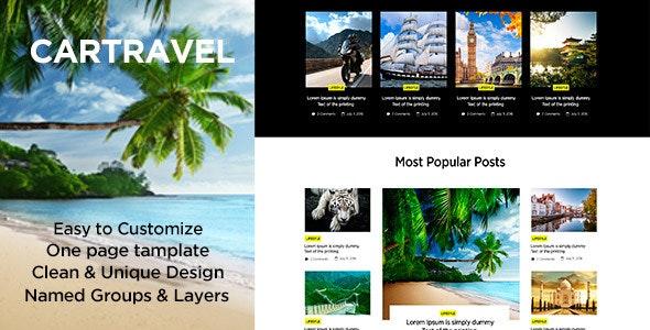 CarTravel - Travel Retail
