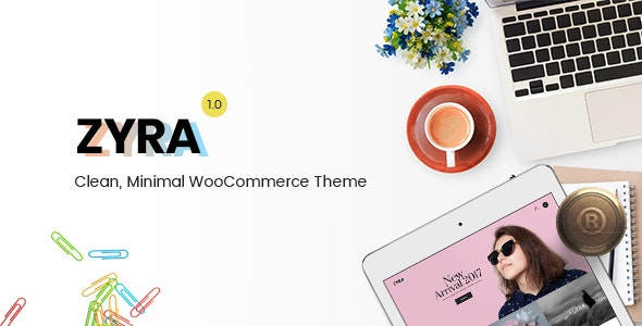 Zyra – Clean, Minimal WooCommerce Theme - WooCommerce eCommerce
